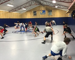 Attack System Wrestling and Training