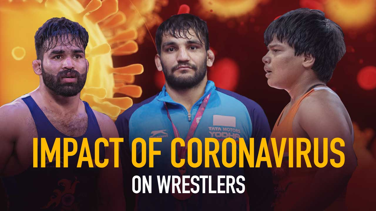 Unmasking the truth about Covid and wrestling